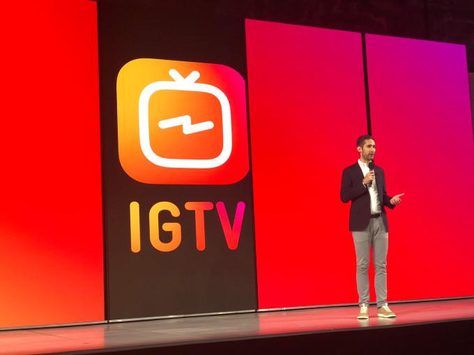 Instagram abandonne le bouton IGTV