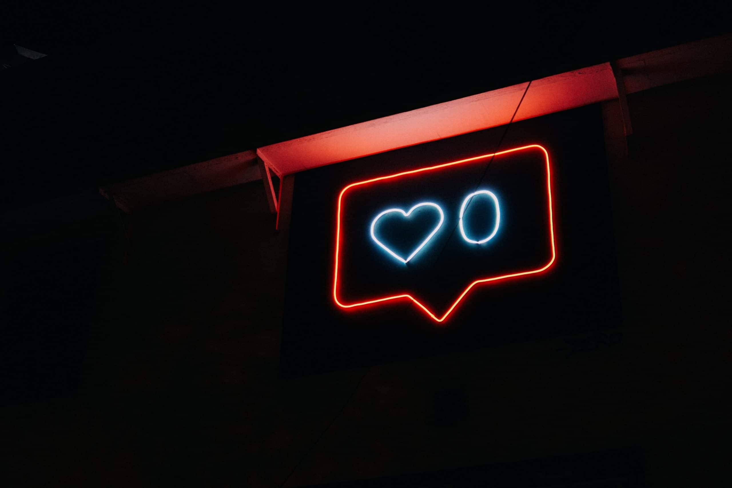 instagram likes sign